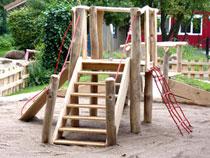 Klettergerüst U3 : Naturnahe spielplätze besendahl spielgeräte