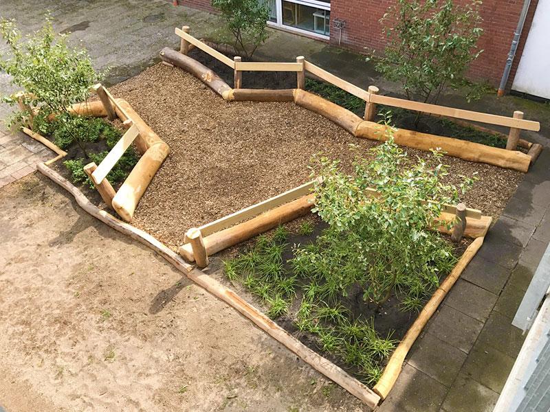 Gartengestaltung Pinneberg schulen besendahl naturnahe spielgeräte